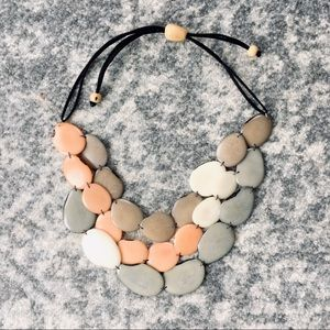 Noonday Collection | Neutral Big Bead Necklace